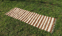 Undyed natural kilim - bosphorusrugs  - 1