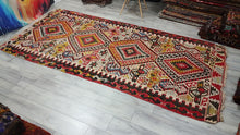 Vintage Kilim Rug Turkish Flatweave Dreamy Colours and Patterns