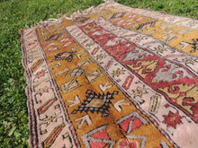 "Brown Turkish ""Milas"" rug - bosphorusrugs  - 5"