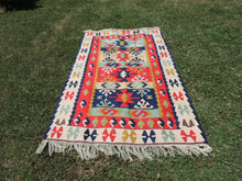 Silk Kayseri Kilim Rug - bosphorusrugs  - 2