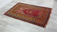 "1900's Antique ""Avanos"" rug"
