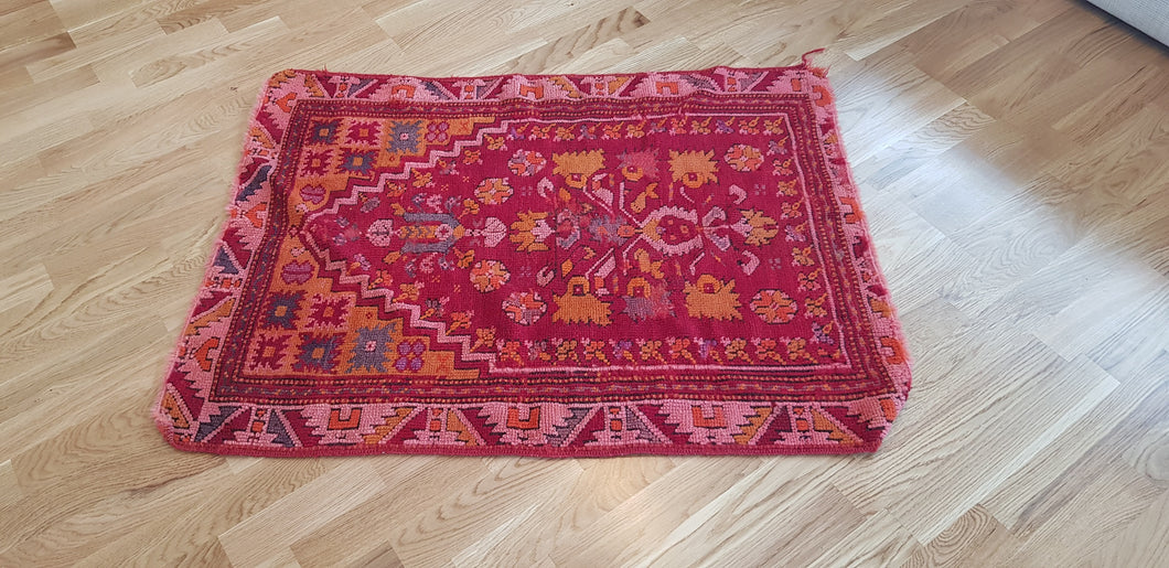 Antique Turkish Rug 80x105 cm