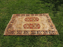 "Brown Turkish Carpet ""Maden"" - bosphorusrugs  - 2"