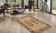 "Brown Turkish Carpet ""Maden"""