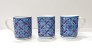 3 Pieces Ceramic Mugs SM-001
