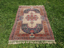 Antique Turkish Kayseri area rug - bosphorusrugs  - 2