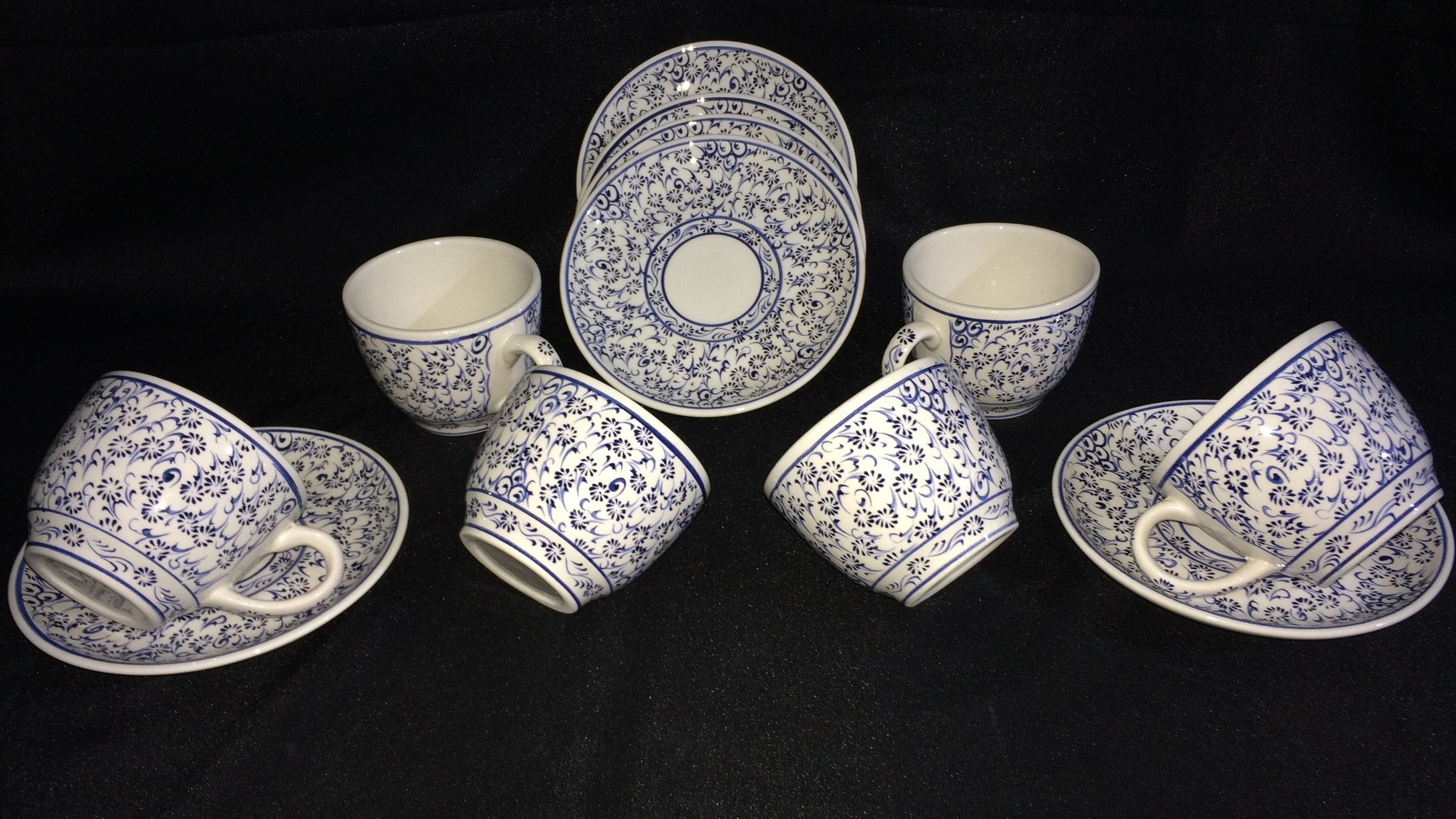 Ceramic Coffee Set 003