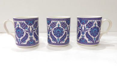 3 Pieces Ceramic Mugs SM-004