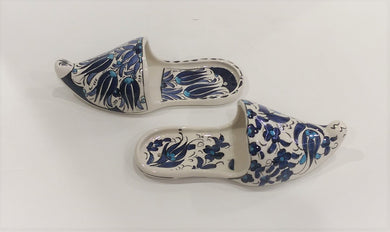 Decorative Ceramic pair of Sandals 002