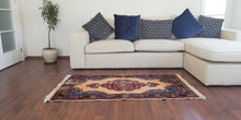 "3,3"" x 5,9"" ft. Turkish Medallion Rug A-717"