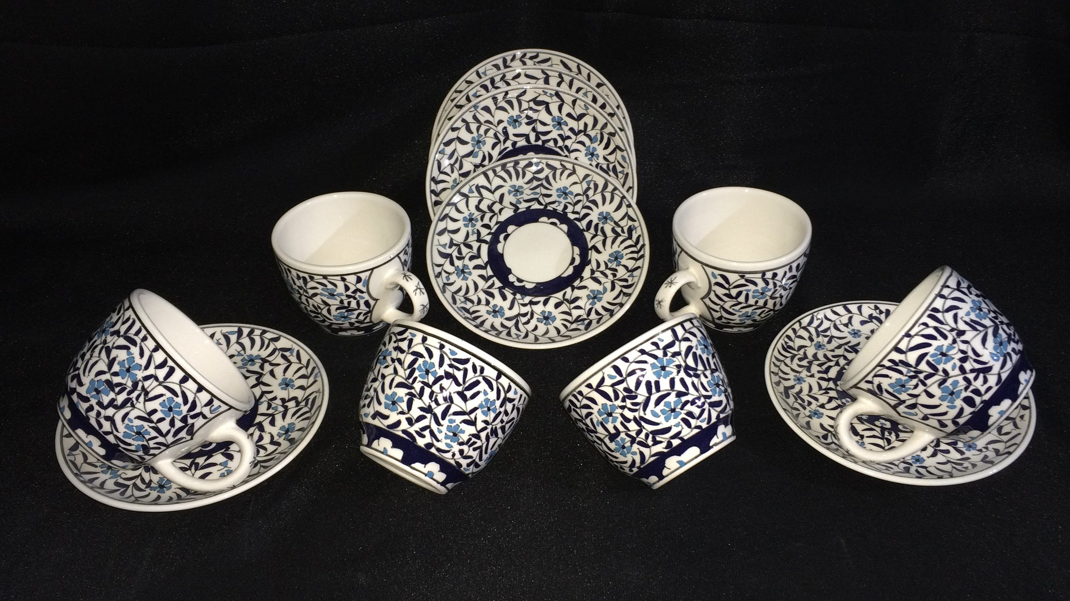 Ceramic Coffee Set 002