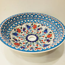 Hand Painted Ceramic Sink SS-006