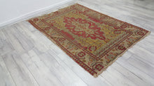 Hairless Turkish Area Rug