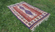 Turkish Adana kilim rug - bosphorusrugs  - 1