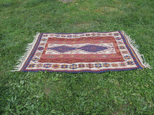 Turkish Adana kilim rug - bosphorusrugs  - 5