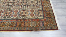 70's Turkish Decorative Kayseri Area Rug