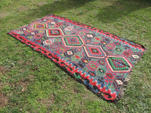 """Eshme"" kilim rug - bosphorusrugs  - 10"