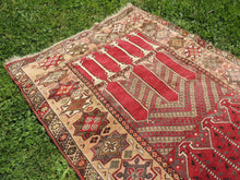 """Adana"" Turkish area rug - bosphorusrugs  - 5"