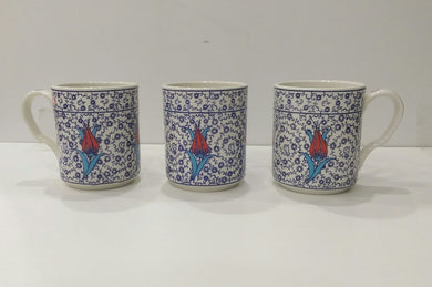 3 Pieces Ceramic Mugs SM-008