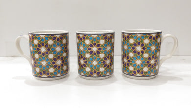3 Pieces Ceramic Mugs SM-003