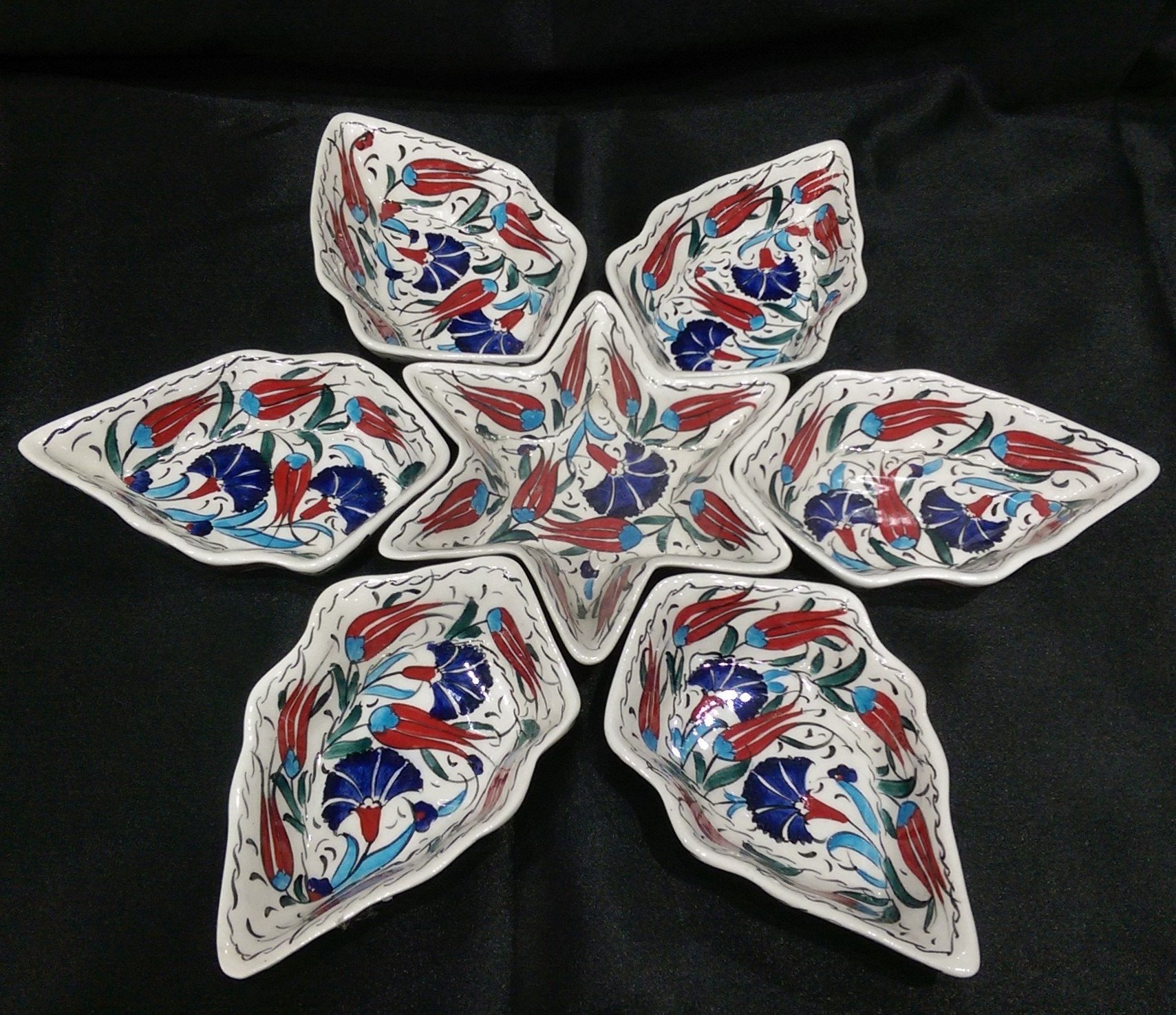 Ceramic Appetizer Dishes 007