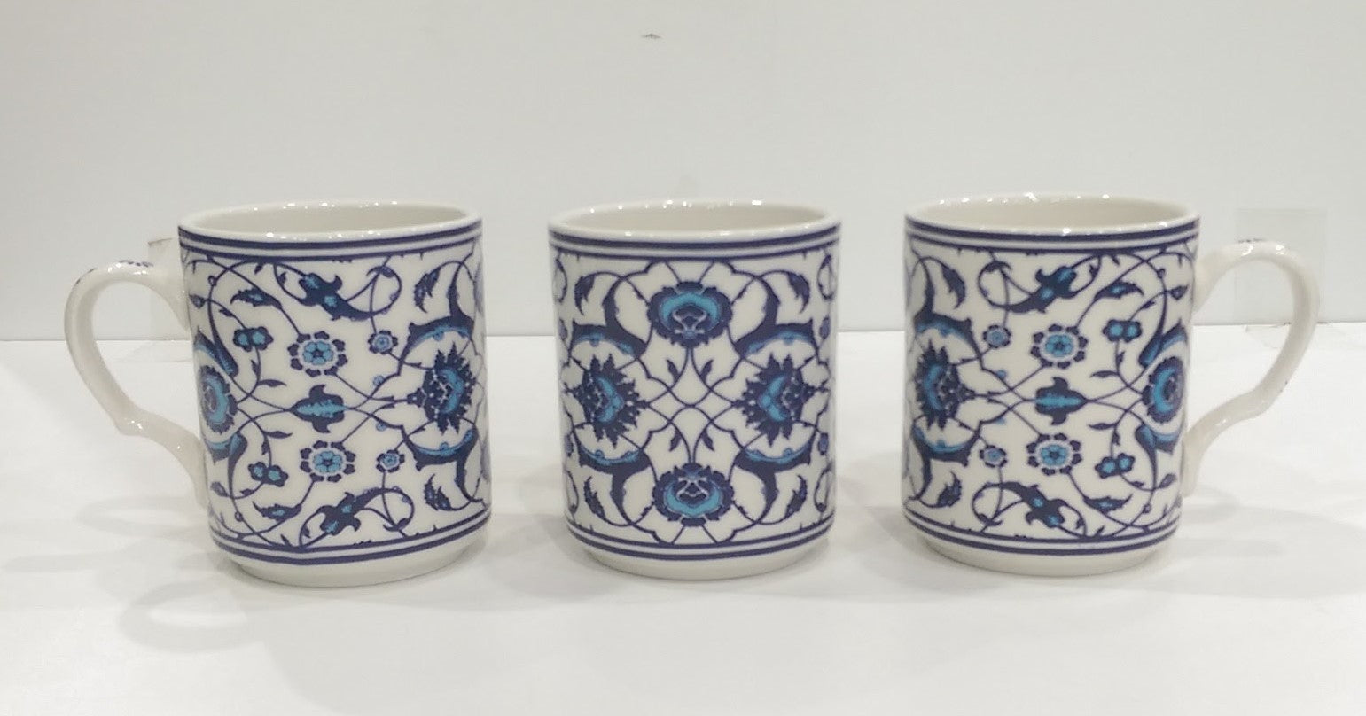 3 Pieces Ceramic Mugs SM-011