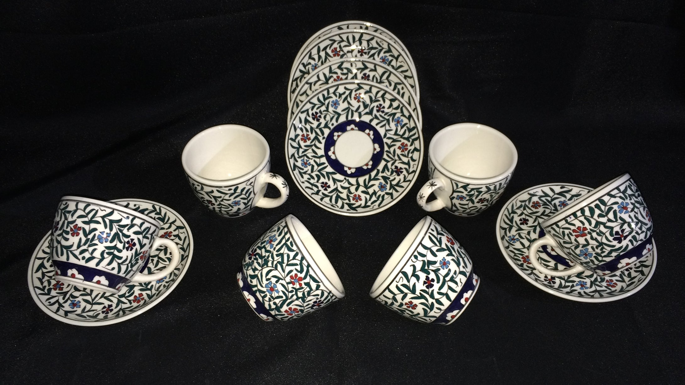 Ceramic Coffee Set 007