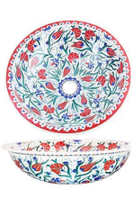 Hand Painted Ceramic Sink SS-011