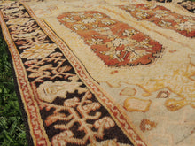 "Brown Turkish Carpet ""Maden"" - bosphorusrugs  - 7"