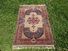 Antique Turkish Kayseri area rug - bosphorusrugs  - 6
