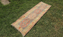 Flatwoven Decorative Turkish Kilim Rug - bosphorusrugs  - 1