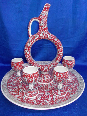 Ancient Hittite Wine Set SHS-401