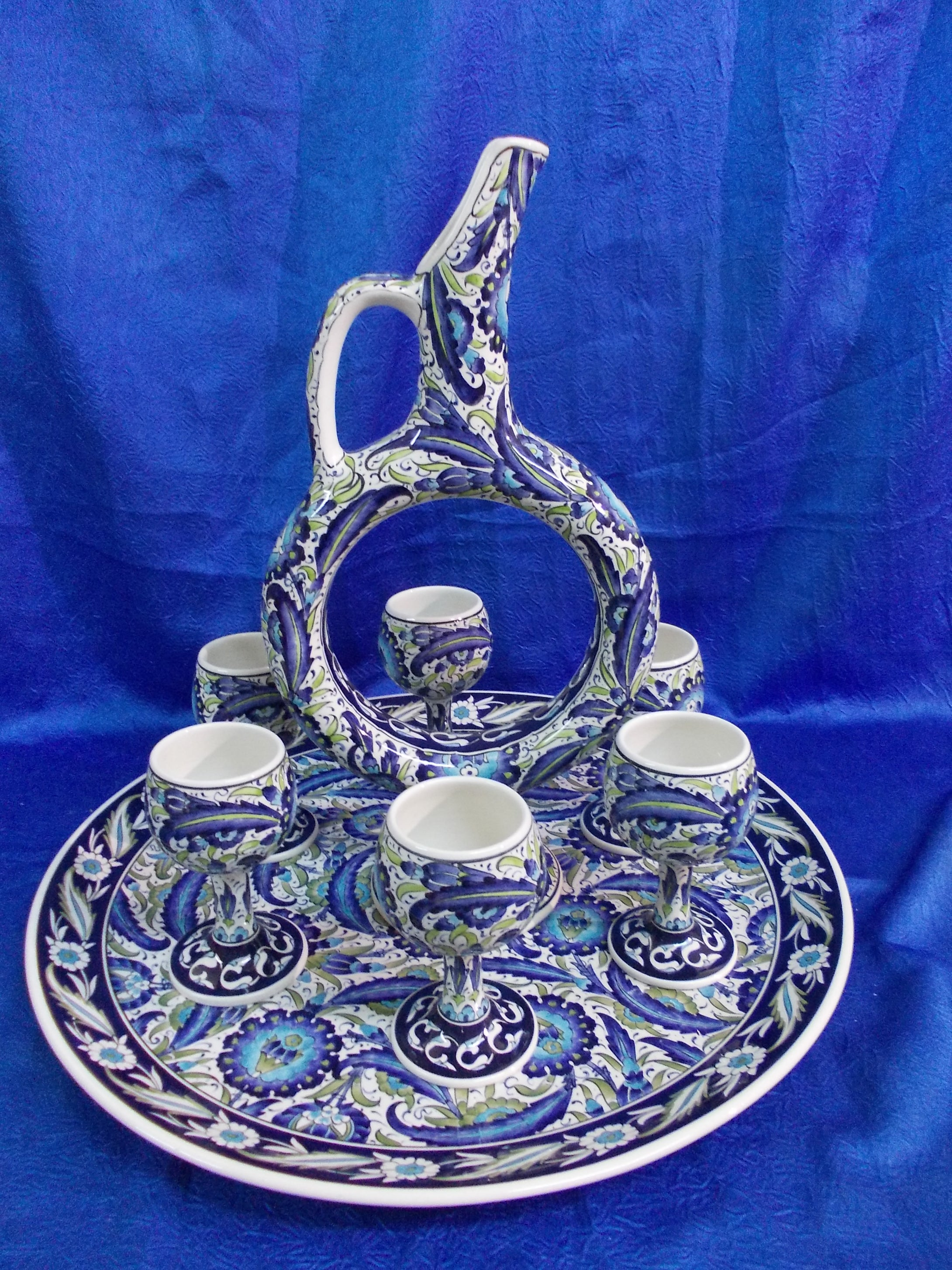 Ancient Hittite Wine Set SHS-405