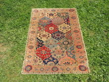 Kayseri rug with fine Manchester wool - bosphorusrugs  - 5
