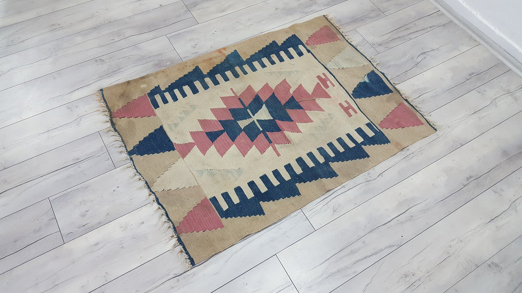 Small Turkish Kilim