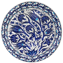 30 cm Hand Painted Ceramic Dinner Plate PL-305