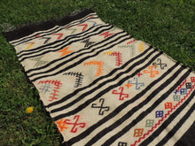 Boho kilim rug - bosphorusrugs  - 5