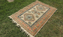 Hand knotted Decorative Turkish Area Rug - bosphorusrugs  - 1