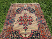 Antique Turkish Kayseri area rug - bosphorusrugs  - 7