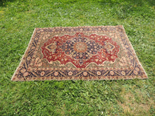 Medallion Turkish Kayseri area rug - bosphorusrugs  - 2