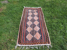 Persian tribal kilim - bosphorusrugs  - 2