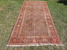 5x10 Persian Farahan Rug Bronze Colour Rare Size