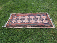 Persian tribal kilim - bosphorusrugs  - 3