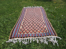 Tribal persian kilim - bosphorusrugs  - 5