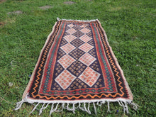 Persian tribal kilim - bosphorusrugs  - 4