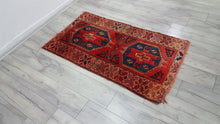 Geometrical Turkish Canakkale Area Rug