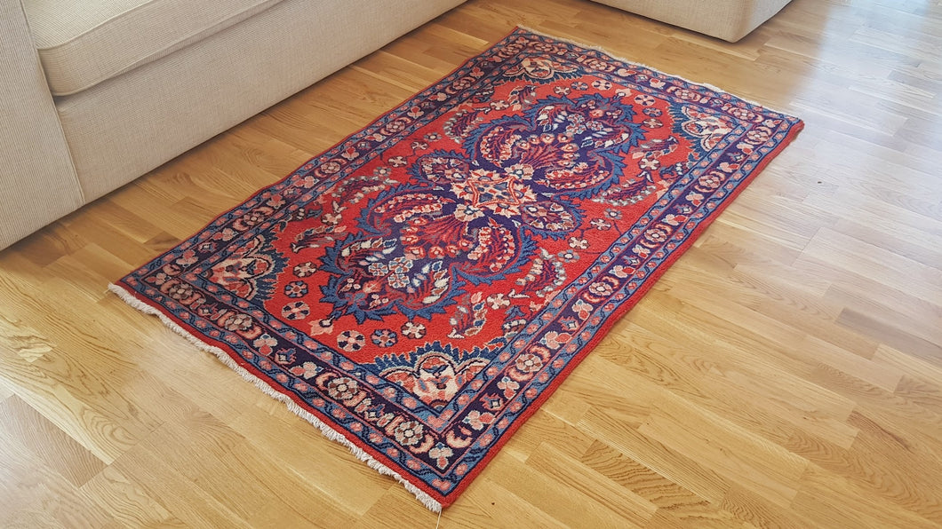 Turkish Area Rug 3,3