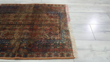 2,3x2,6 Brown Area Rug