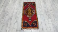 Red Turkish Rug Anadol