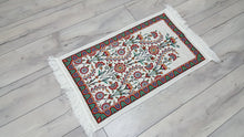 Small Turkish Tapestry Rug Decorative Flooring
